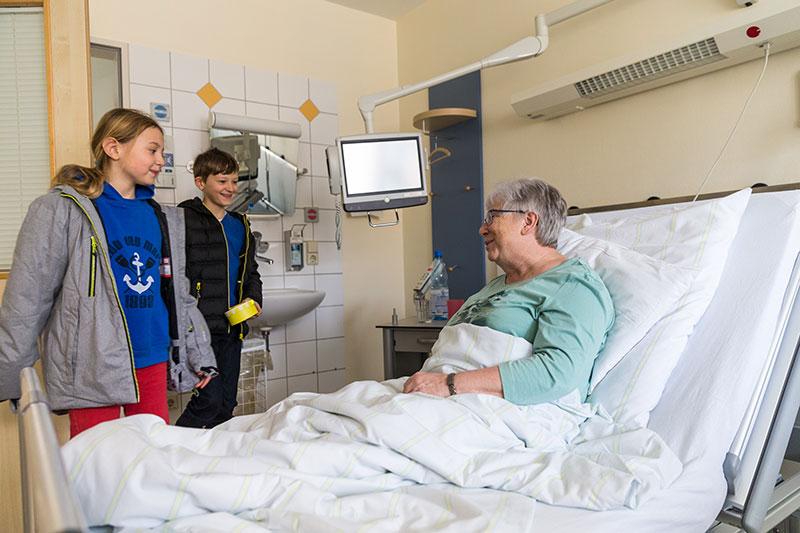 Darf Man Im Krankenhaus Besuchen
